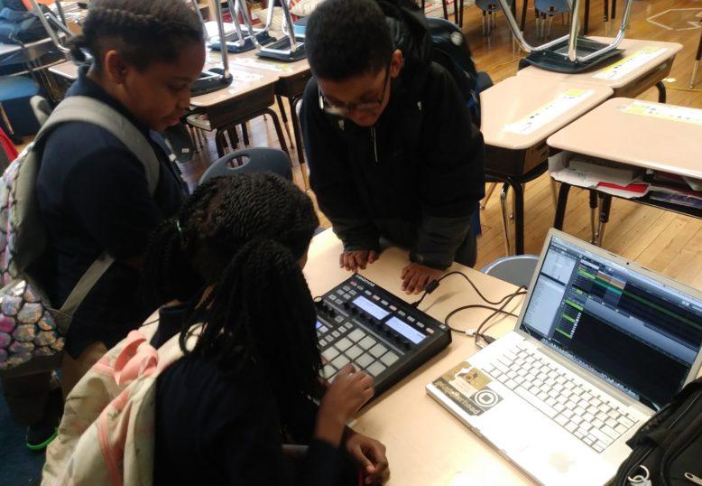 Beat-Making/Production Class