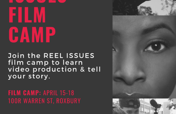 REEL ISSUES FILM CAMP & FESTIVAL